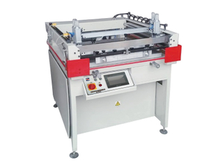 HY-B Semi-Automatic Silk Screen Printing Machine