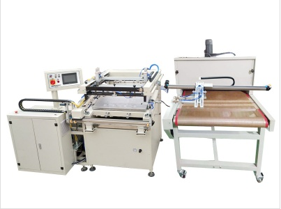 HY-Z57 Automatic Screen Printing Machine
